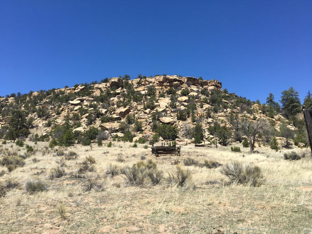 Armijo Canyon Homestead